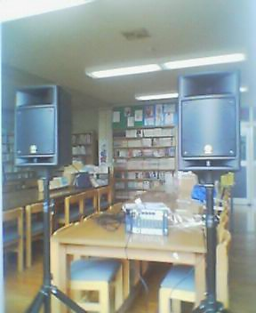 視聴覚機材購入