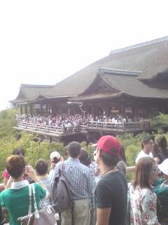 京都体力と忍耐力の旅